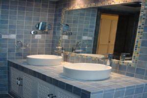 地中海风格卫浴间装饰设计效果图