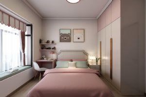 正规装修公司化繁为简―雅佳苑打造轻奢浪漫精致的空间
