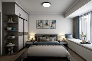 金山雅筑简约主义新房精装修,百看不厌的经典质感