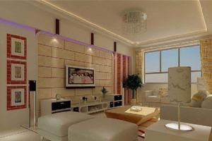 新里城客厅设计