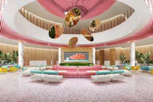 素品装饰深化设计项目:台州艺星美容医院